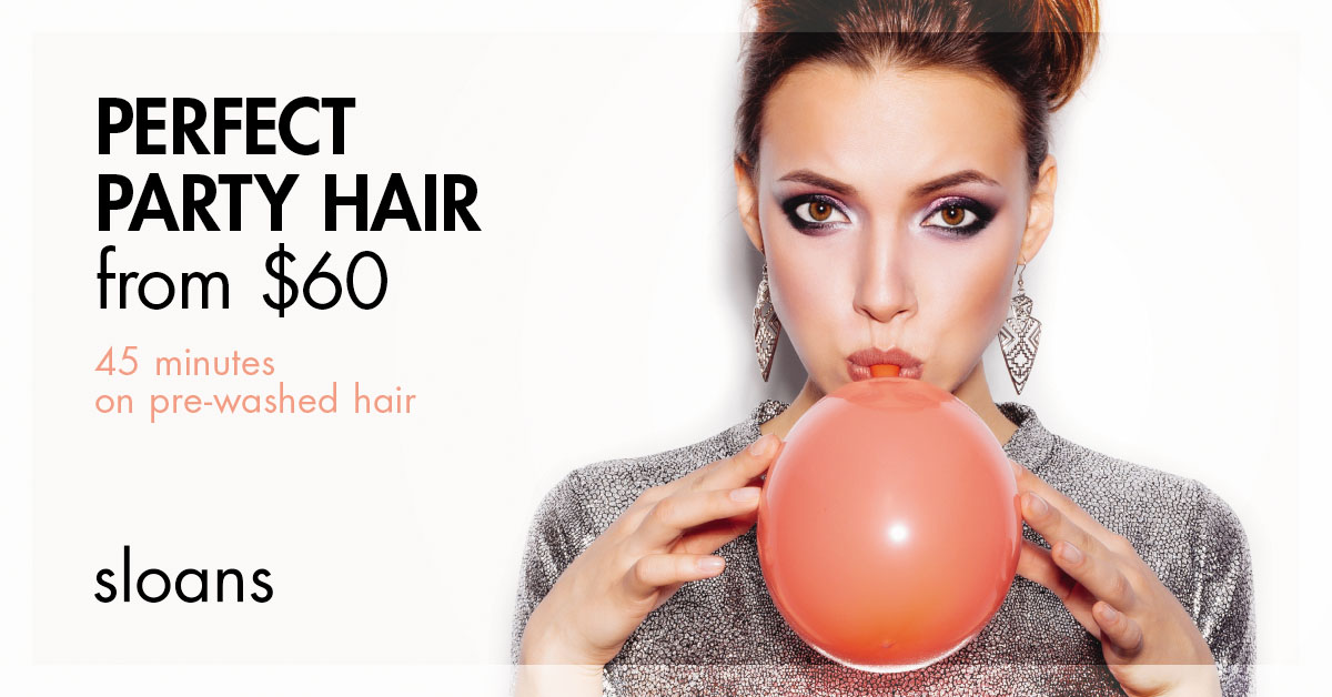 Sloans Perfect Party Hair Facebook 1200x628