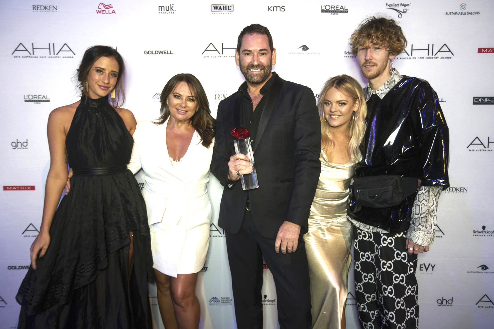 SLOANS NAMED AUSTRALIAN SALON BUSINESS OF THE YEAR AT THE