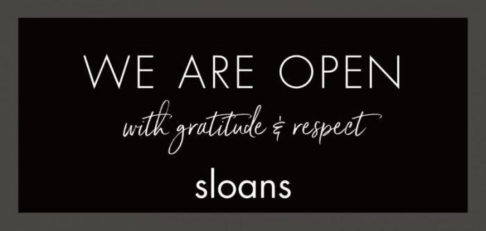 Sloans Gratitude EMAIL HEADER jpeg e1587680916421 - THANK YOU!